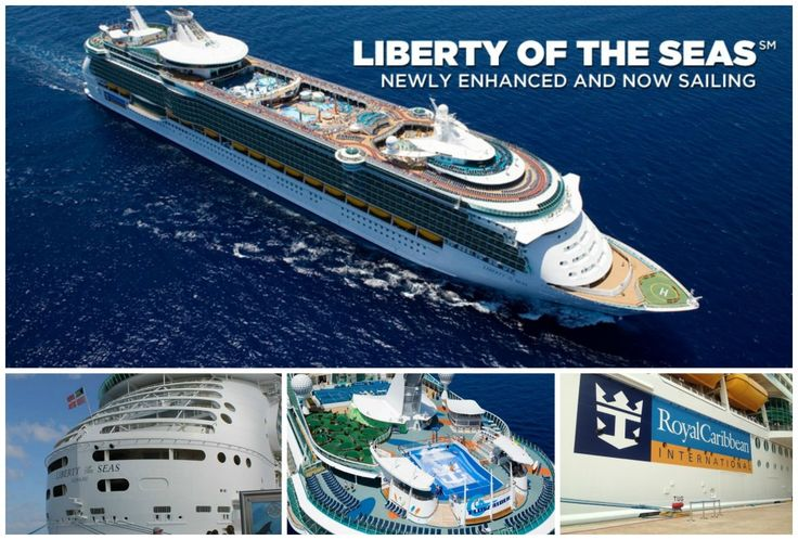 Liberty of the Seas Royal Caribbean just got back soooooo much fun cursing is my number one hobby just wish I had money for my hobby lol more often