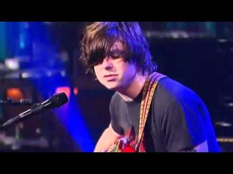 Ryan Adams - If I Am A Stranger - Live On Letterman  Ryan Adams' voice soothes my soul.