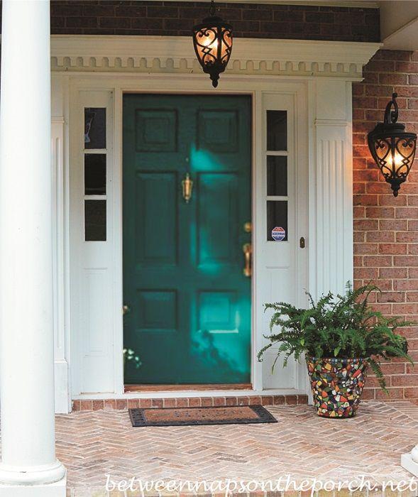 7 best door color images on pinterest
