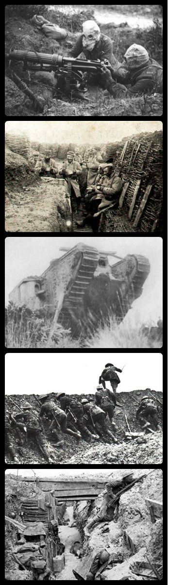 Over 50 images from the First World War to use as an introduction to a topic or to stimulate discussion.