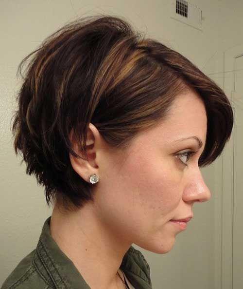 Short Choppy Haircut for Women