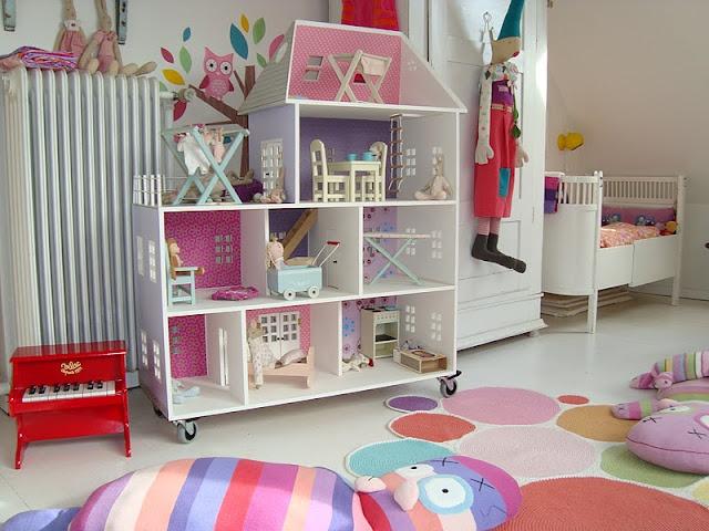 51 Best Dukkehus Images On Pinterest Barbie House Doll