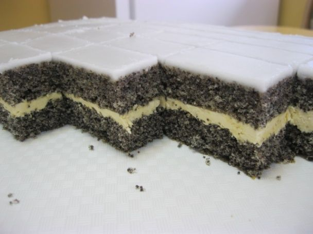 Citrónovo-makový rez (fotorecept) - obrázok 6