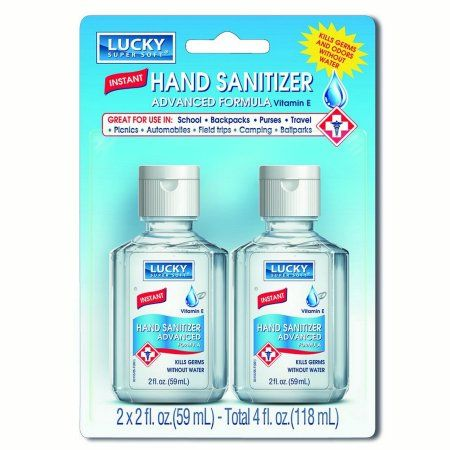Beauty Hand Sanitizer Soft Hands Classic