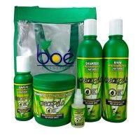 Os produtos da Crece Pelo são formuladas a partir de substâncias naturais, que promovem o crescimento acelerado dos cabelos. Aproveite para levar o nosso Kit Completo Crece Pelo + Bolsa Grátis
