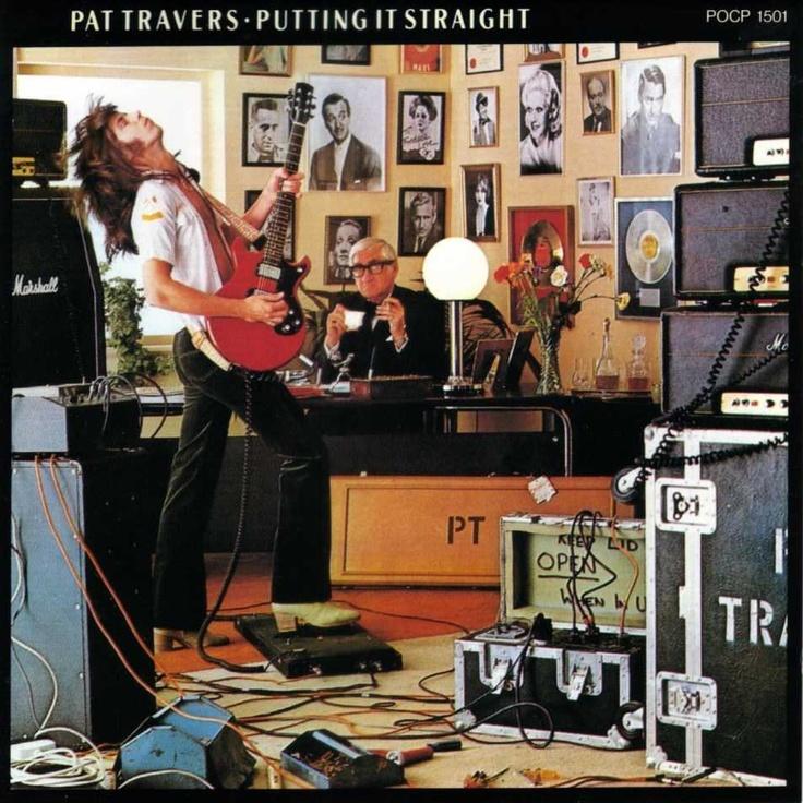 Pat Travers - Putting It Straight
