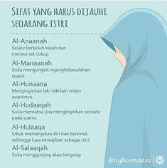 ISLAM ITU INDAH: Belajar Menjadi Wanita Solehah