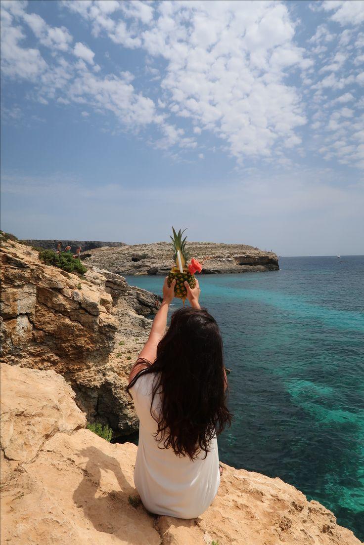 Camino island , Malta