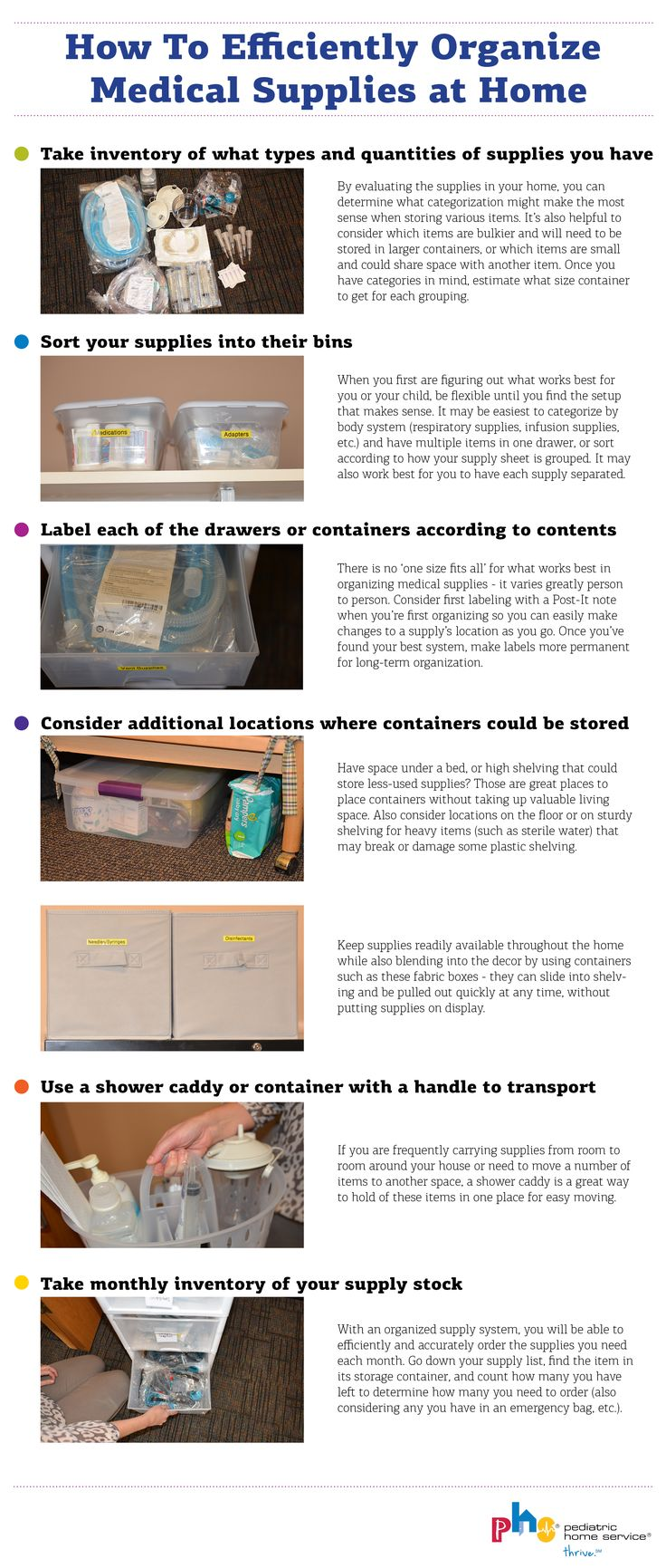 Si simplastic 3 way catheter - 6 Steps To Organized Medical Supply Storage At Home