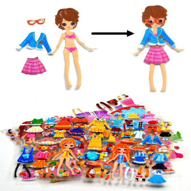 Cheap girls changing clothes, Buy Quality change clothes stickers directly from China stickers stickers Suppliers: 5pcs, BOHS Multi Patterns Cartoon Animals Stickers,Boys or Girls Optional  14cm*6.8cmUSD 1.49/lotBOHS Random 1pc 3D Girl