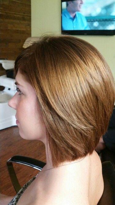 Japanese Straightening Results Sara S Hair Creations