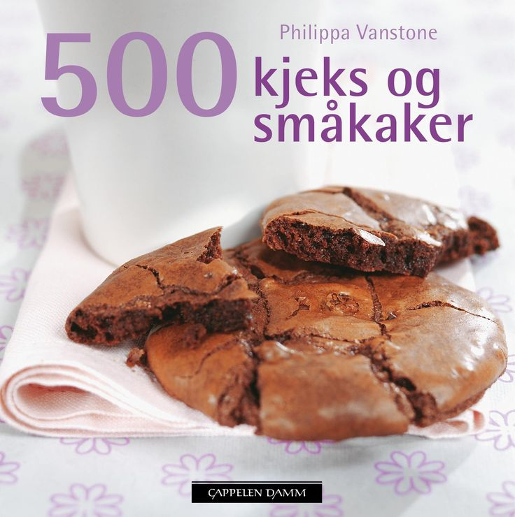 500 kjeks og småkaker - Philippa Vanstone Ian Garlick Kirsti Vogt