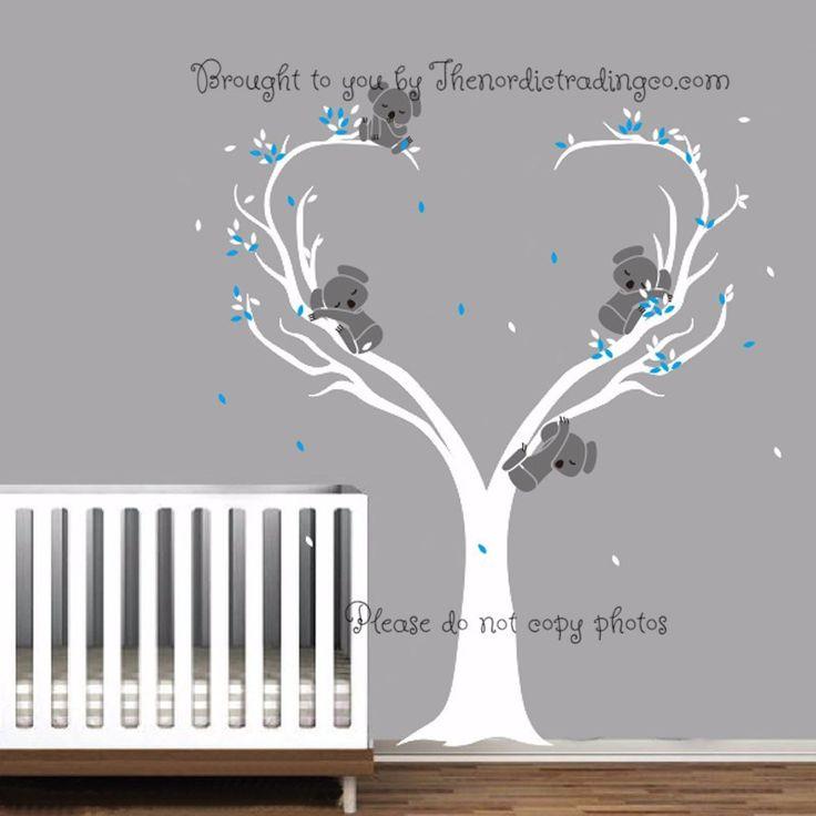 Baby Wall Decor top 25+ best koala nursery ideas on pinterest | baby room wall
