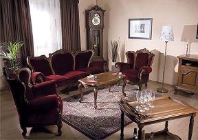 Luxusný rustikálny nábytok - Sedacia súprava Royal