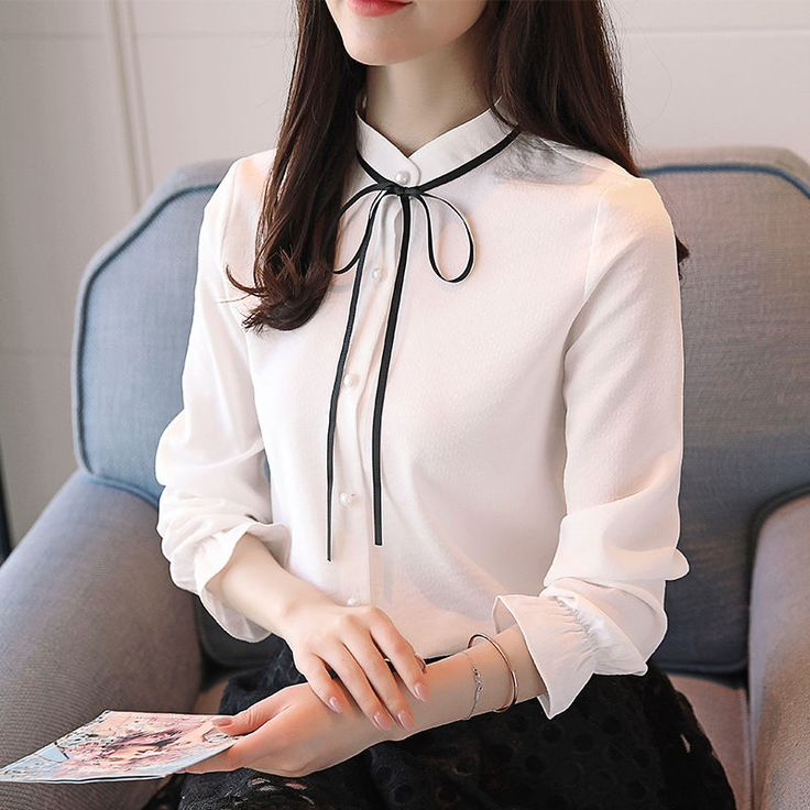 https://www.yesstyle.com/en/efo-stand-collar-lace-up-blouse/info.html/pid.1064898944