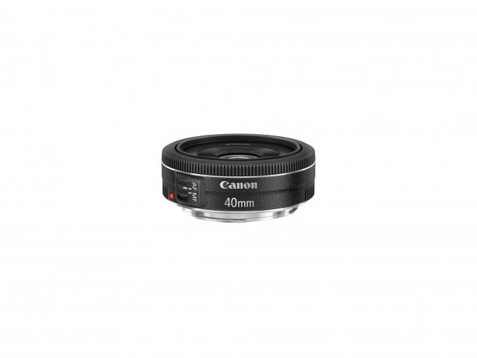 Cheap Photo: Canon's 40mm f2.8 Pancake Lens is Now Available For Purchase, Eating It Is Not Encouraged
