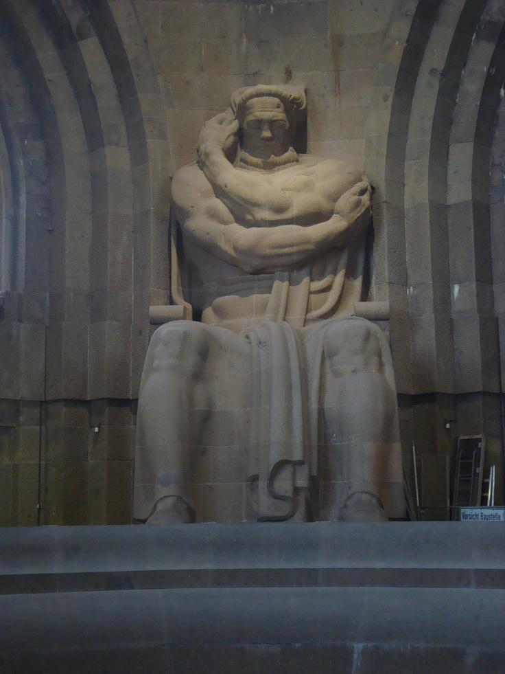 Interior 01 - Völkerschlachtdenkmal (Monument of the Battle of the Nations), Leipzig
