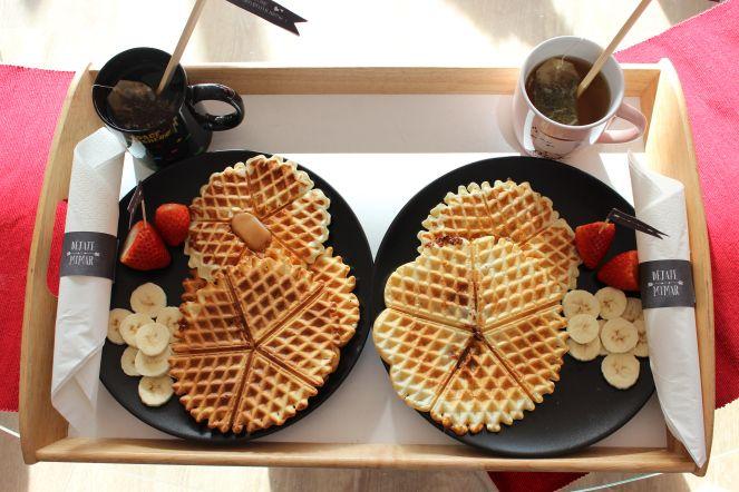 M s de 1000 ideas sobre desayuno rom ntico en pinterest - Preparar desayuno romantico ...