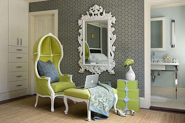 El espejo, elemento decorativo imprescindible | dintelo.es