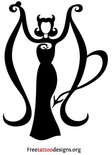 17 best ideas about virgo tattoo designs on pinterest