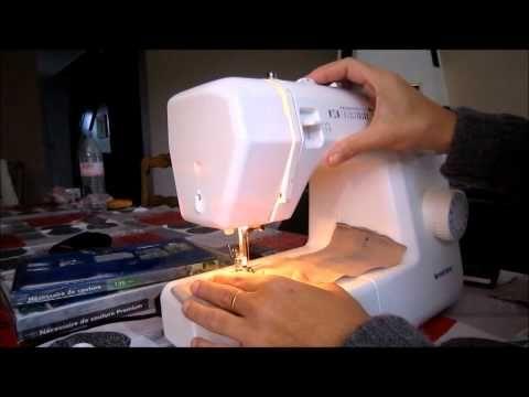 Couture - Définir la tension idéale du fil avec une Silvercrest - YouTube