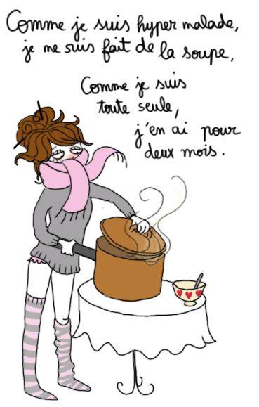 """J'adore l'humour et les dessins de Pénélope Bagieu """"ma vie est tout à fait fascinante"""". Celui-ci exprime bien ma situation familiale!"""