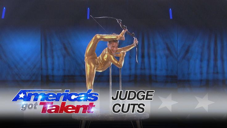 Sofie Dossi: Brilliant Performance Earns Her the Golden Buzzer - America's Got Talent 2016 - YouTube