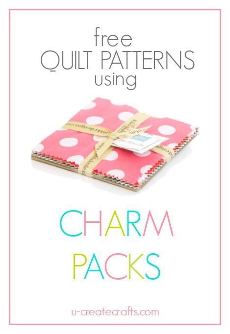Free Charm Pack Quilt Patterns