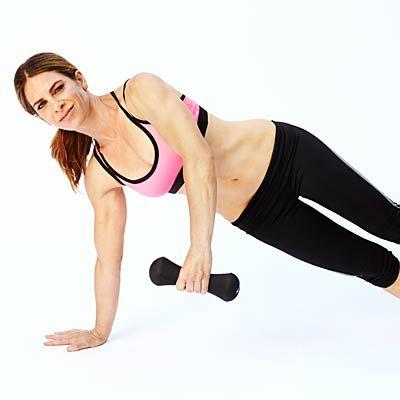 Jillian Michael's allover fat-blasting #workout. #fitness   Health.com