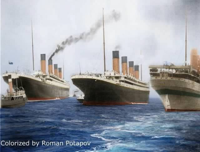 an analysis of rms titanic end of an era Titanic ii was a planned ocean liner, intended to be a modern-day replica of the olympic-class rms titanic video of water tank testing in 2013 indicates that the stern lines of titanic ii bear little resemblance to titanic's 1912 era counter stern.