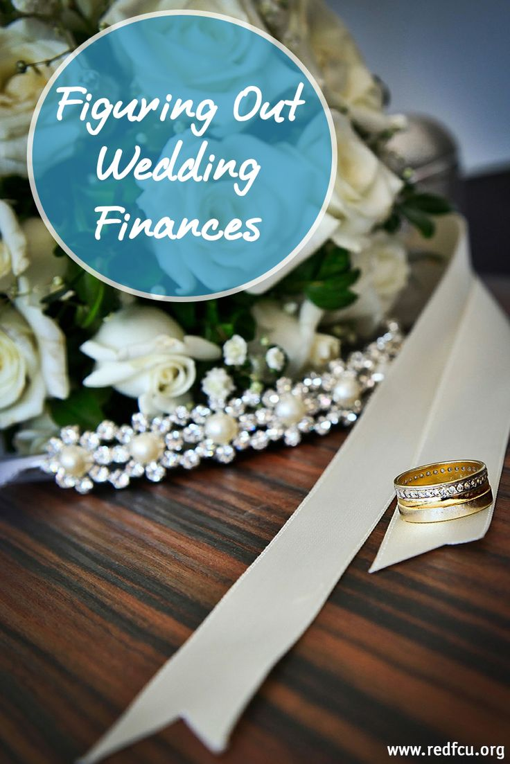 Financial questions when it comes to your wedding and getting married? We have the answers for you!