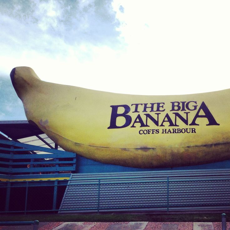 The Big Banana - Coffs Harbour