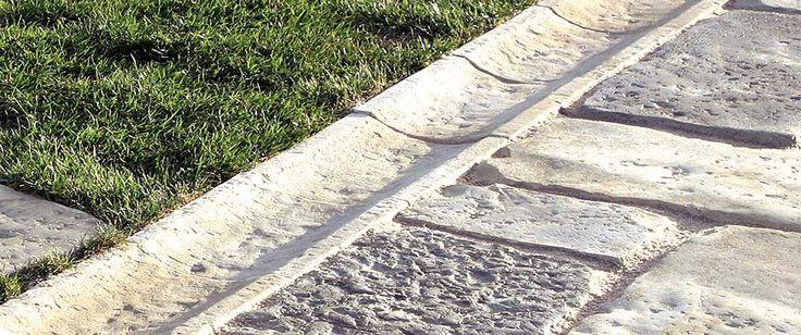 Canalina - Primiceri Manufatti srl - Pavimenti, rivestimenti per interno ed esterno, cucine in murature in pietra naturale ricostruita
