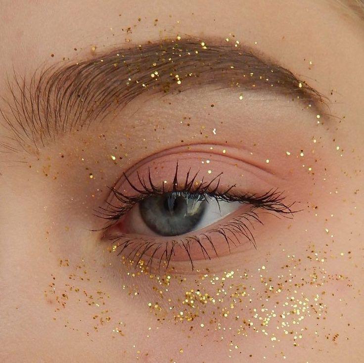 Как убрать блестящий глаз на фото