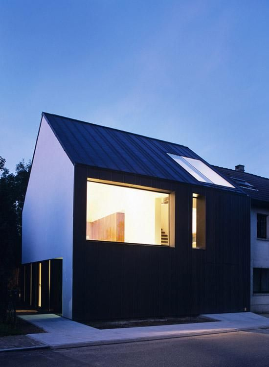 House M, Belgium designed by Bruno Vanbesien Architects :  http://www.archello.com/en/project/house-mj-0  #Archello #Architecture #Belgium