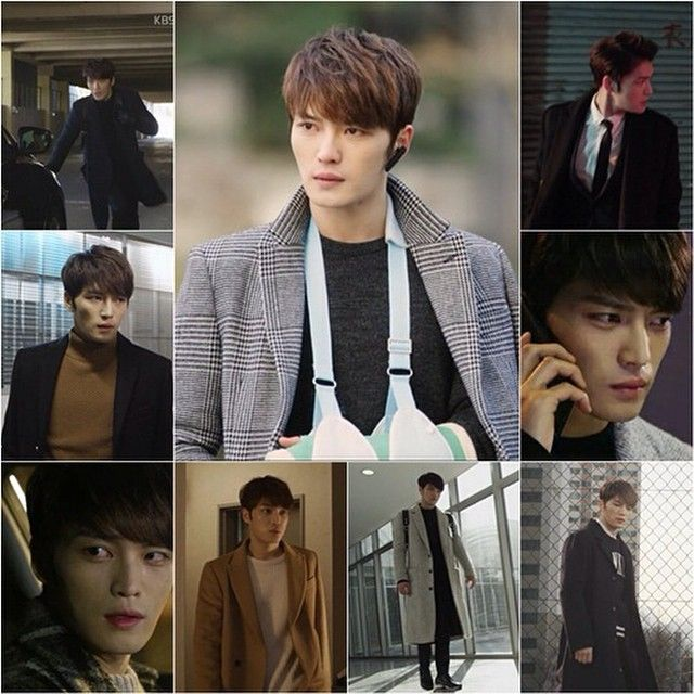 """Shown here is Kim Jaejoong's """"Normcore Look"""" in the #KoreanDrama #SPY.  His stylist said, '""""Normcore"""" is a mixed word of """"normal"""" and """"hardcore"""" and it means normal but not normal. This is the point of 'Normcore' look. SPY's Kim Sun Woo puts on basic items and adds a point for classy looks. Particularly, rather than following trends, focusing on professional attitude is the completion of 'Normcore look'."""" Credit: bntnews.co.uk. #mensfashion #KimJaejoong #Jaejoong #김재중 #fashionicon #Korean…"""