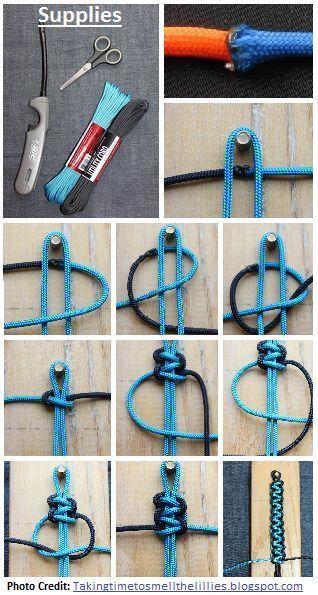 Mit Pandora-Armbändern kompatible personalisierte Foto-Charms. cobraparacord-Tu… – Bracelests