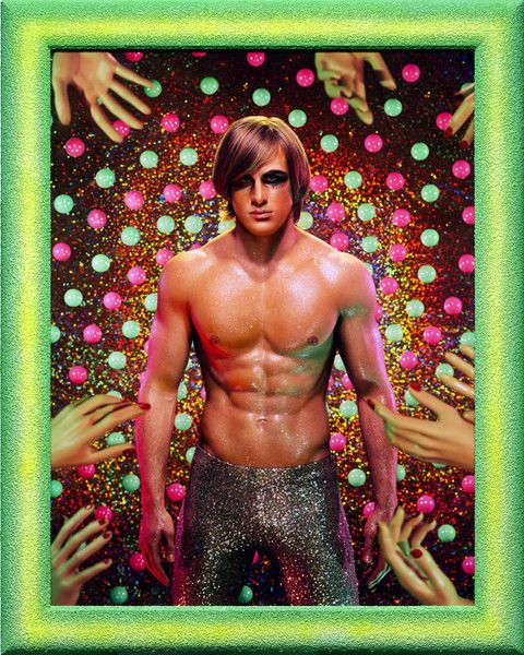 290 best images about pierre et gilles on pinterest. Black Bedroom Furniture Sets. Home Design Ideas