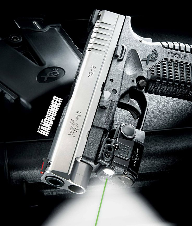 Springfield Armory, Inc.'s XD-S 4.0 - Great little pistols; even better now! Click here to read more: http://americanhandgunner.com/springfield-armorys-xd-s-4-0/