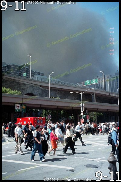 9-11-2001 Attack on the WTC Twin Towers | Flickr - Photo Sharing!