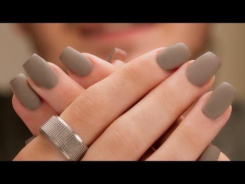 Fix Short Bitten Nails With Acrylic You