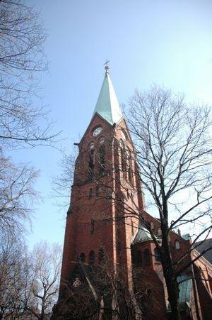 Kościół im. ks. M. Lutra