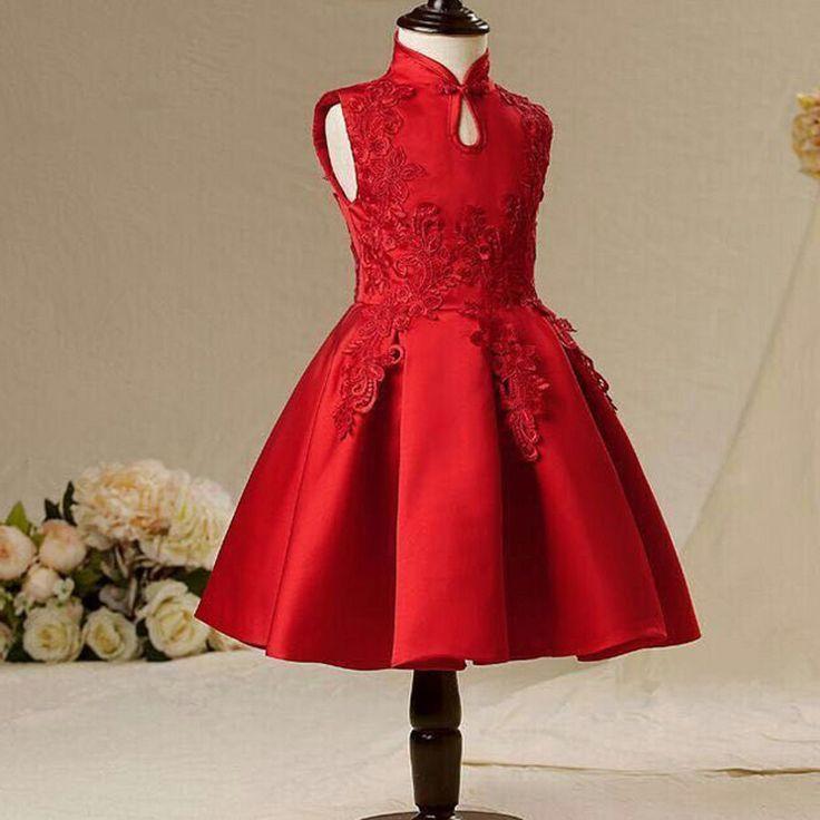 girl dress cheongsam