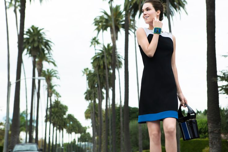 Fay City Diaries: an endless adventure in Los Angeles. Women's Spring - Summer 2014 dress.