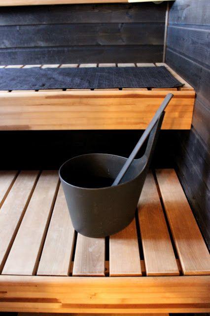 Photo: SISUSTUS COCO/ Sanna. Sauna, Vanamo Deco