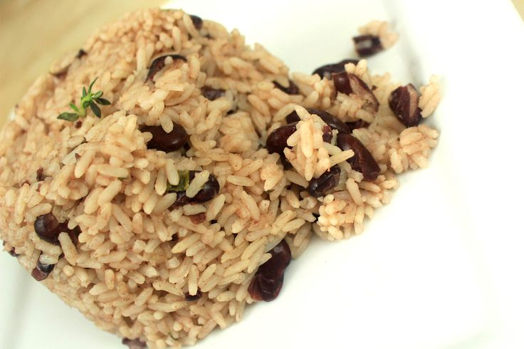 Jamaican Rice and Peas recipe. This is our version of one of themosttraditional Jamaican dishes around, MADE EASY! A more authentic route would be to boil dry gungo peas for ... Read More
