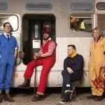 Fojol Bros Retrofitting Old Buses as Dining Cars