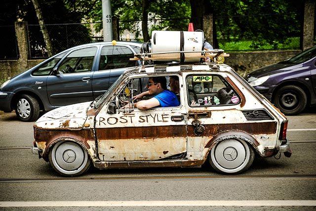 Fiat 126p   ^ https://de.pinterest.com/macieqlbq/126p-ex-works/
