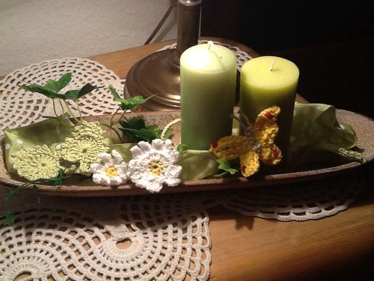 Bloemen en blaadjes