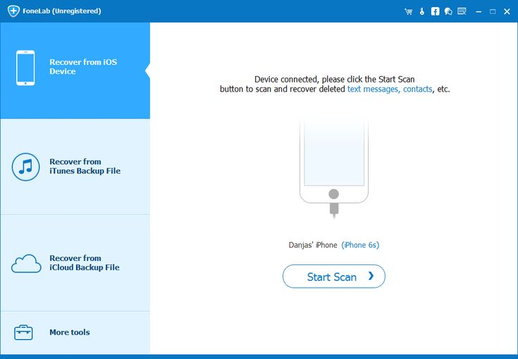 How to Restore Deleted iMessages on iPhone With/ Without
